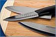 Нож кухонный универсальный керамический, 125 мм, Samura Eco-ceramic (SC-0021B), фото 7