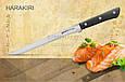 Нож кухонный филейный, 218 мм, Samura Harakiri (SHR-0048B), фото 3