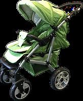 Прогулочная коляска Trans Baby Walker Зеленый