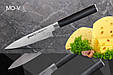 Нож кухонный универсальный, 125 мм, Samura Mo-V (SM-0021), фото 4