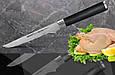 Нож кухонный обвалочный, 165 мм, Samura Mo-V (SM-0063), фото 4