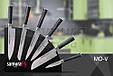 Нож кухонный обвалочный, 165 мм, Samura Mo-V (SM-0063), фото 5