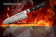 Нож кухонный Сантоку, 170 мм, Samura Tamahagane (ST-0095), фото 3