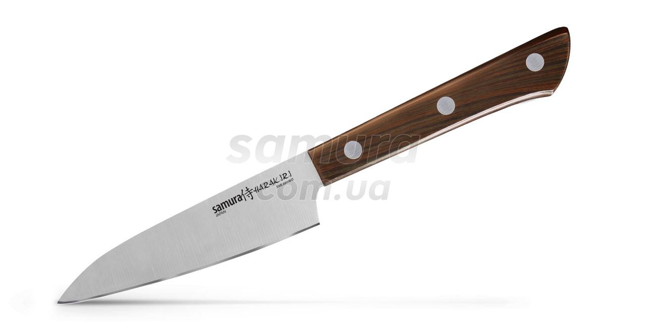 Нож кухонный овощной, 99 мм, Samura Harakiri (SHR-0011WO)