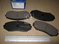 Колодки тормозные SUZUKI GRAND VITARA 06- передние (SANGSIN). SP1416