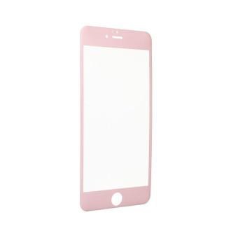 Защитное стекло ZOOL для Apple iPhone 6/6S Plus 4D Full Cover Pink