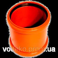 Муфта надвижная класс N 110 Wavin Ekoplastik