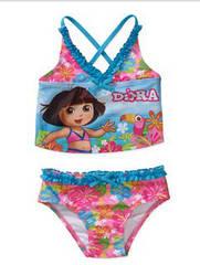 Раздельный купальник Dora (Размер 2Т) Nickelodeon (США)