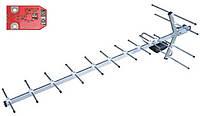 Т2 антенна Волна 1-11 Цифра с усилителем