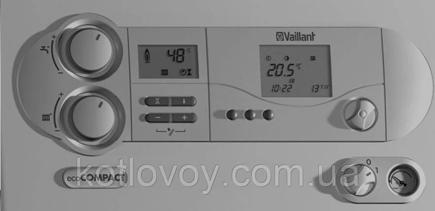 Конденсационный газовый котел Vaillant , фото 2