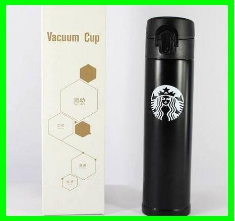 Металевий Термос Starbucks 350ml (Відеоогляд)