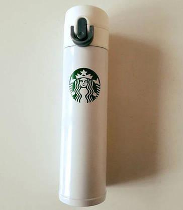 Металлический Термос Starbucks 350ml (ВидеоОбзор), фото 3