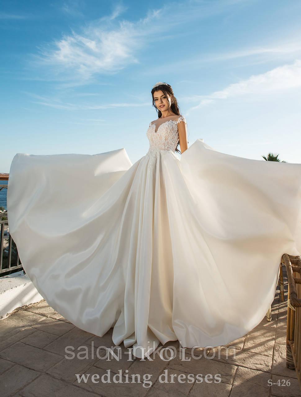 Свадебное платье S-426