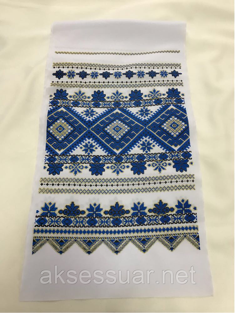 Рушник свадебный с орнаментом