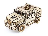 Бронеавтомобиль 3D конструктор, фото 1