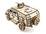 Бронеавтомобиль 3D конструктор, фото 3