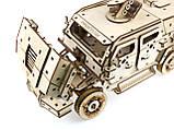 Бронеавтомобиль 3D конструктор, фото 4