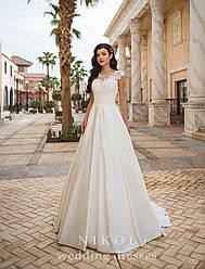 Свадебное платье S-427
