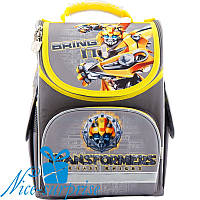 Рюкзак для мальчиков начальных классов Kite Transformers TF18-501S-1, фото 1