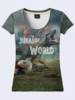 Футболка 3D FILM JURASSIC WORLD FALLEN KINGDOM, фото 1