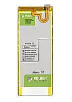 Аккумулятор PowerPlant Huawei Ascend G7 (HB3748B8EBC) 3000mAh