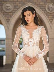 Свадебное платье S-429
