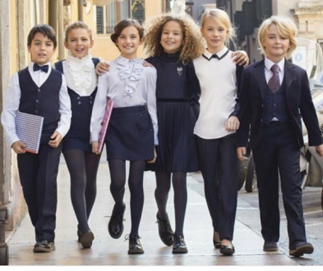 Дитяча шкільна форма