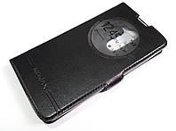 Чехол книжка с окошком momax для LG L Bello / L Prime d331 / d335 / d337 черный