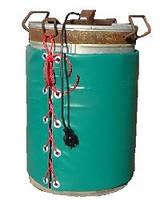 Декристаллизатор для роспуска мёда в фляге 40л. Разогрев до +70°С. ТМ Апитерм Украина