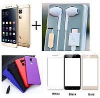 LeEco Le S3 X522 3/32GB gold +чехол+пленка+CDLA наушники Snapdragon 652 / 16Мп/ 3000мАч, фото 1