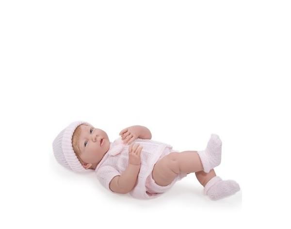 "Berenguer, Кукла ""Малышка"" девочка блондинка 38 см"