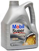 Синтетическое моторное масло S3000 5W-40 4 л.