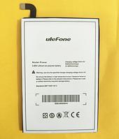 Оригинальный аккумулятор (АКБ, батарея) для Ulefone Power 6050mAh