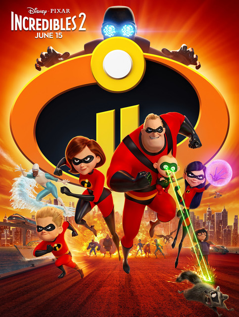 Суперсемейка 2 Incredibles 2