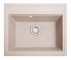Кухонна мийка гранітна ГРОСС рожевий