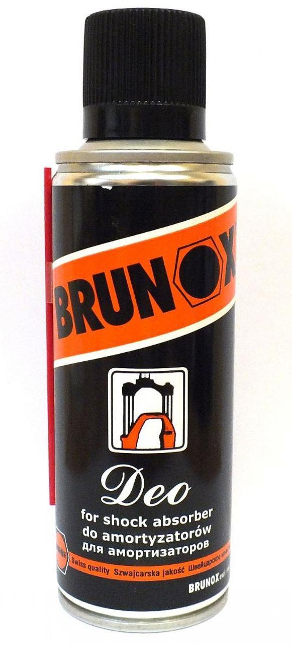 Смазка для вилок и амортизаторов Brunox Deo, спрей, 200 мл.