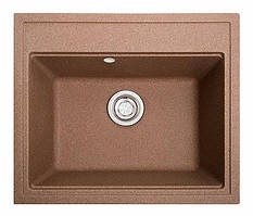 Кухонна мийка гранітна ГРОСС теракот