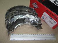 Колодки тормозные барабанные CHEVROLET LACETTI (ASHIKA). 55-0W-W04