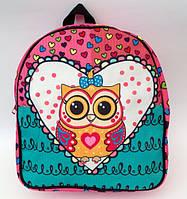 Рюкзак детский Совушки, фото 1