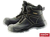 Ботинки REIS BCT защитные кожаные с оклейкой Thinsulate