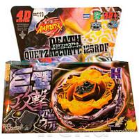 Бейблэйды Горячий металл DEATH QUETZALCUATL 125RDF (BB119)