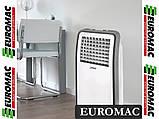 Кондиціонер (кліматизатор) водний 3 в 1, ПОРТАТИВНИЙ, EUROM з фунукцією очистки повітря, фото 5