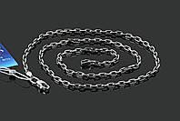 Серебряная цепочка якорь легкий, фото 1