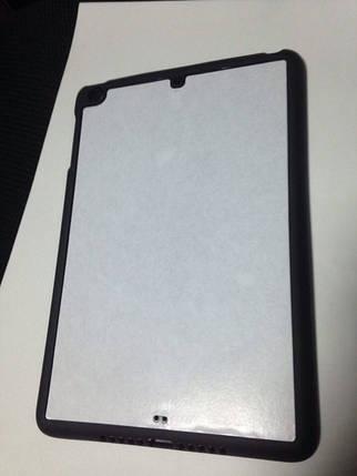 Чехол для 2D сублимации на планшете Ipad Mini черный резиновый, фото 2