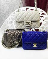 Сумка  Chanel мини люкс копия