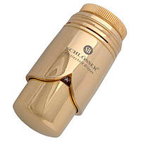 Термостатическая головка Schlosser BRILLANT SH, золото