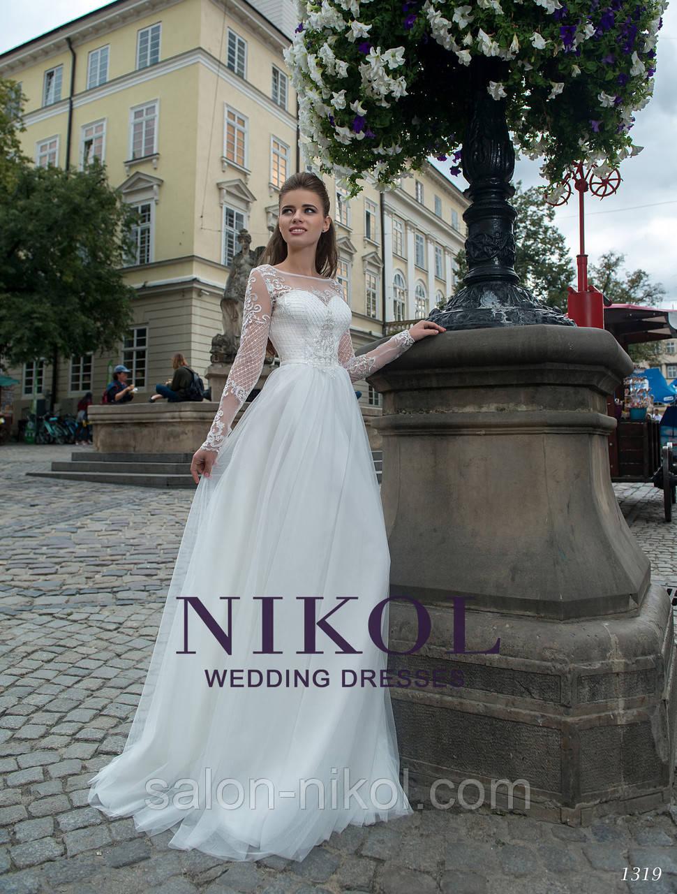 Свадебное платье 1319
