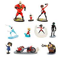 """Игровой набор фигурок """"Суперсемейка 2""""  Incredibles 2"""