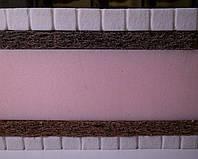 """Ортопедический пружинный матрас """"Латекс Кокос жесткий"""" 160х200, фото 1"""