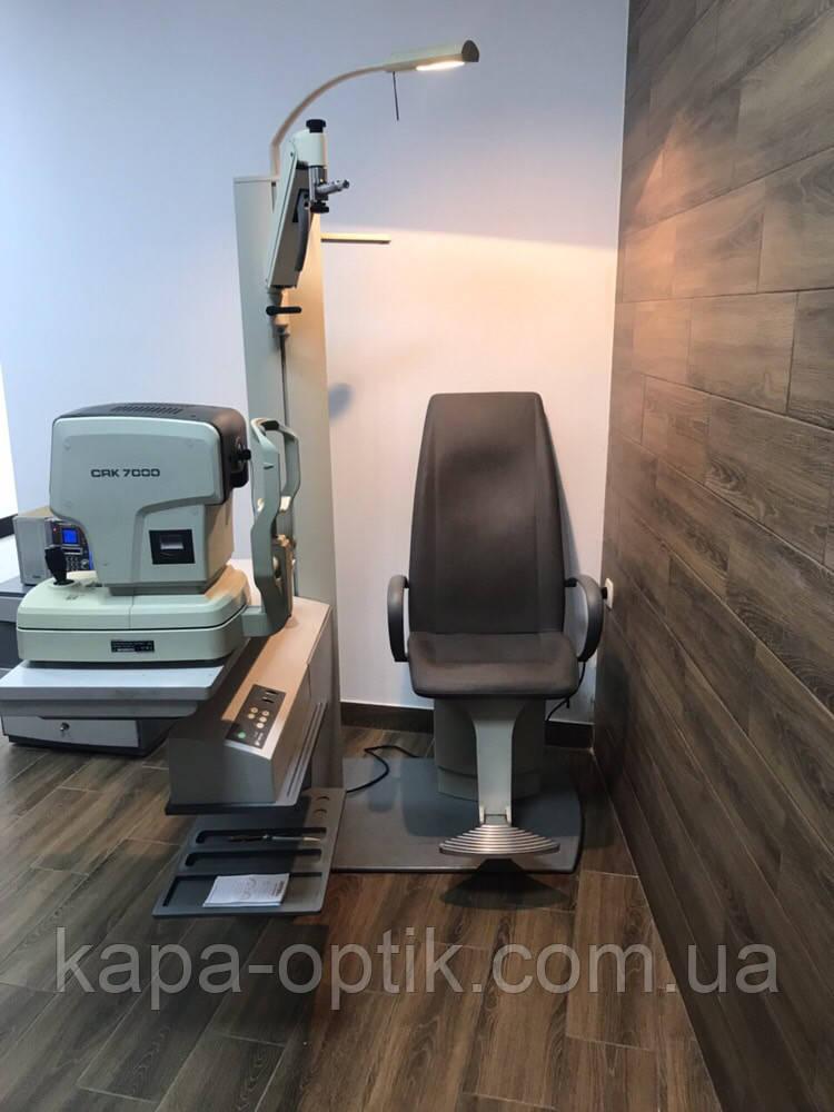Кабинет врача Topcon IS-600